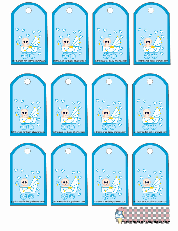 Baby Shower Tags Printable Fresh Free Free Baby Shower Borders Download Free Clip Art