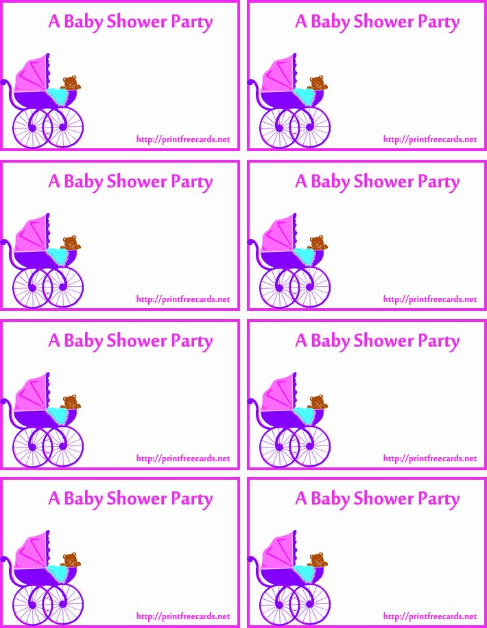 Baby Shower Tags Printable Unique Baby Printable Gallery Category Page 19
