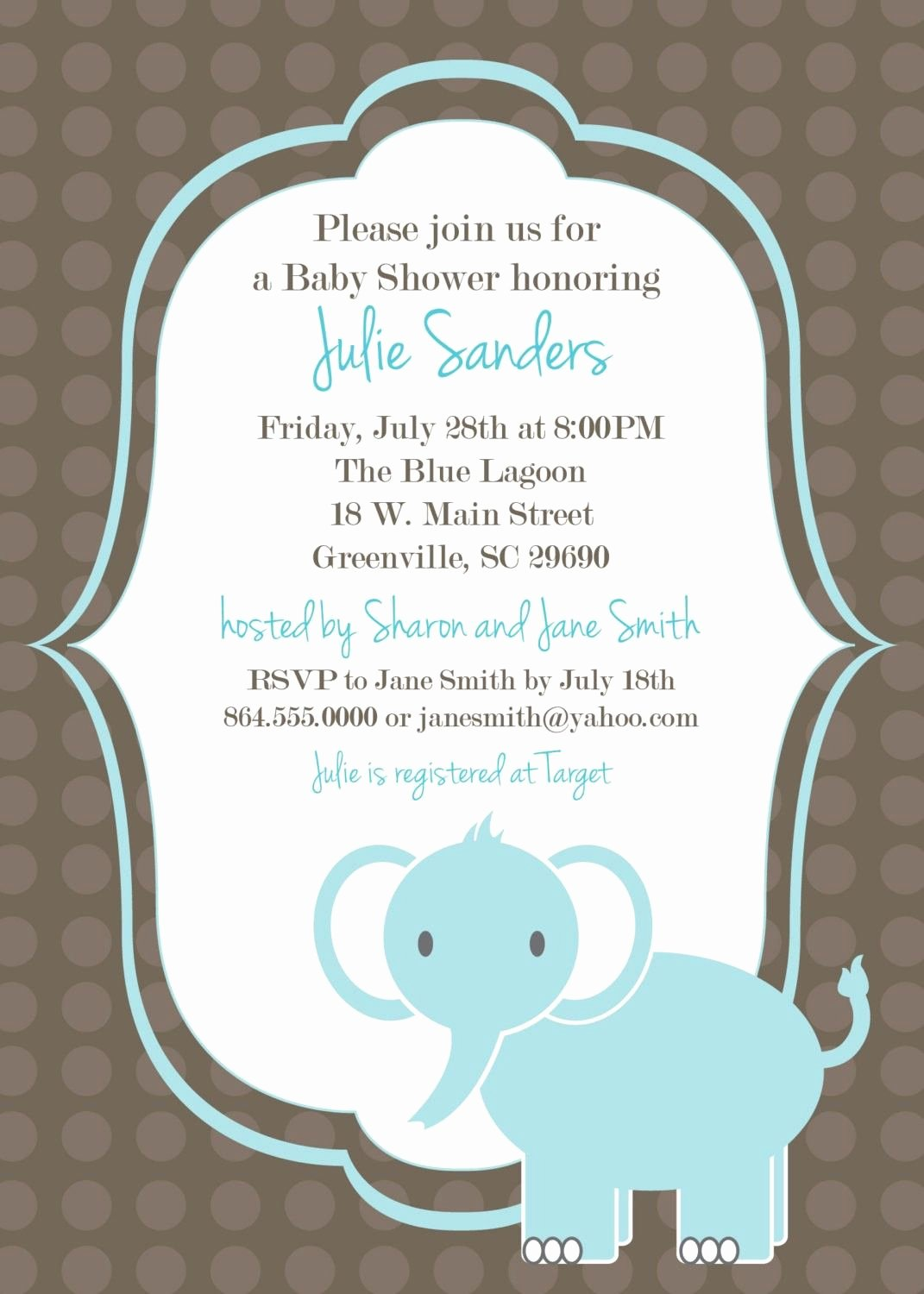 Baby Shower Template Free Best Of Download Free Template Got the Free Baby Shower