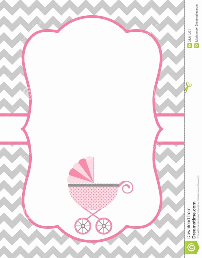 Baby Shower Template Free Unique How to Make A Baby Shower Invitation Template Using