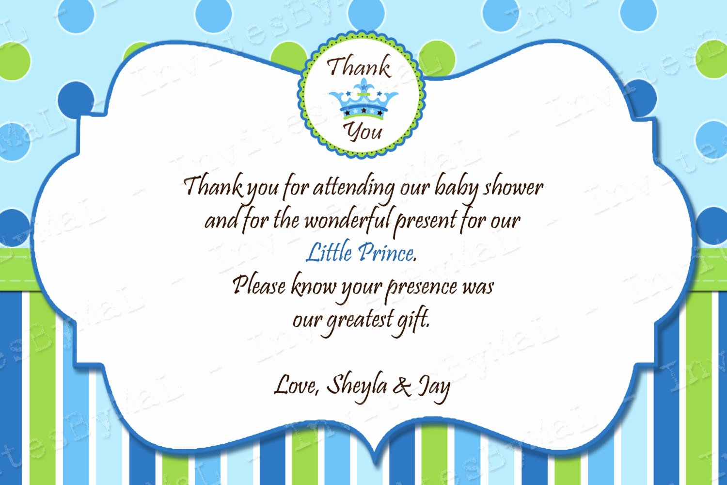 Baby Shower Thank You Letter Awesome Tips to Writing Thank You Note for Baby Shower