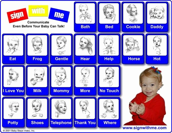 Baby Sign Language Posters Inspirational Sign Language In the Preschool Classroom