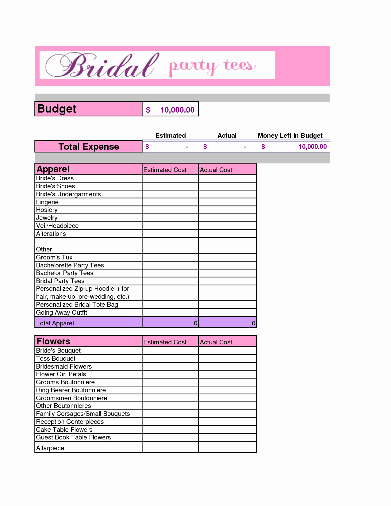 Bachelorette Party Agenda Template Best Of 10 Easy Steps to Plan the Perfect Bachelorette Party