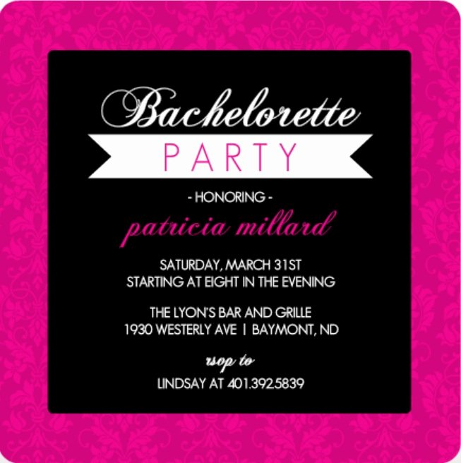 Bachelorette Party Invites Templates Luxury Printable Bachelorette Party Game What Would the Bride Say