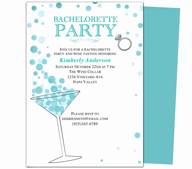 Bachelorette Party Invites Templates New Printable Diy Bachelorette Party Invitations Templates