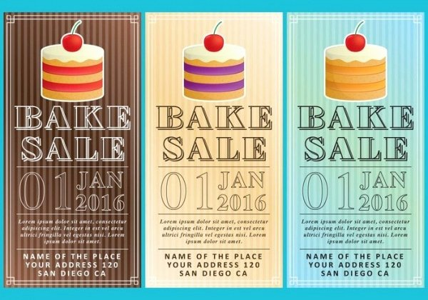 Bake Sale Flyer Wording Elegant 32 Bake Sale Flyer Templates Ai Psd Publisher