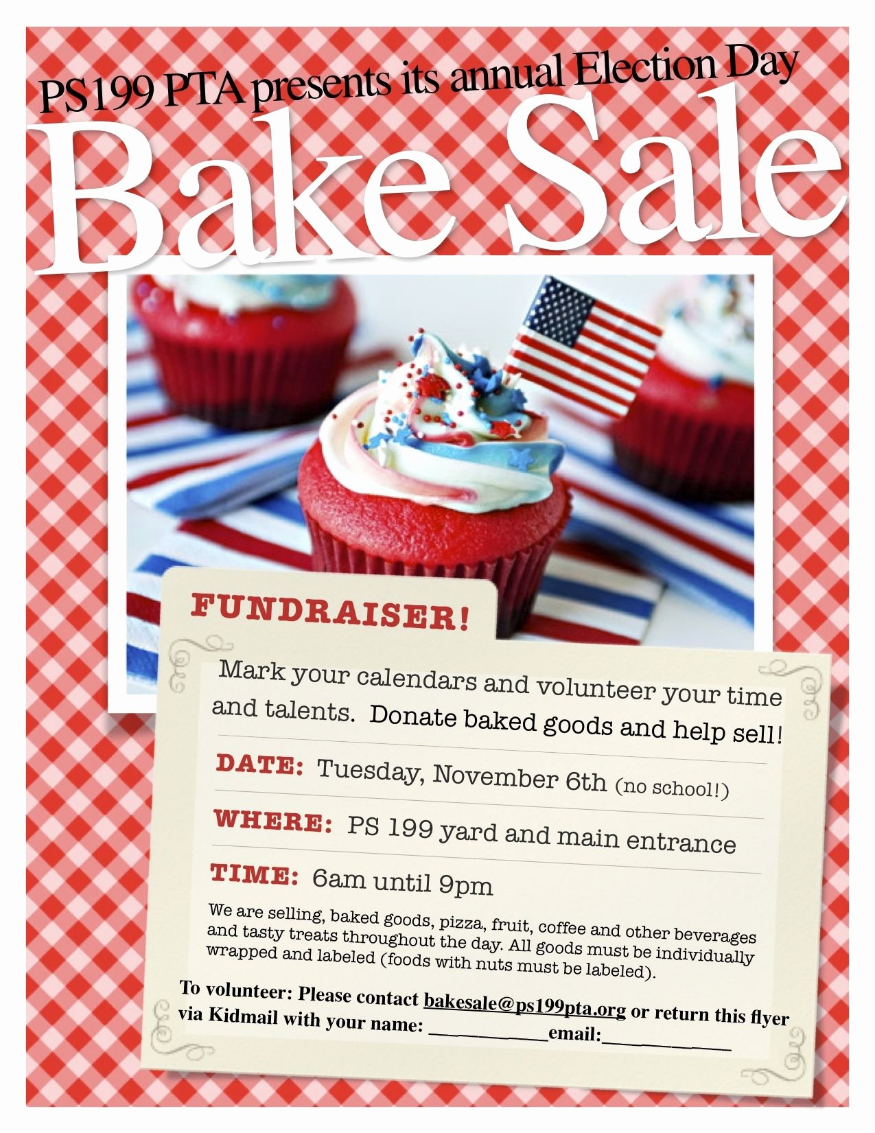 Bake Sale Flyer Wording Fresh Bake Sale Flyer Google Search Bake Sale