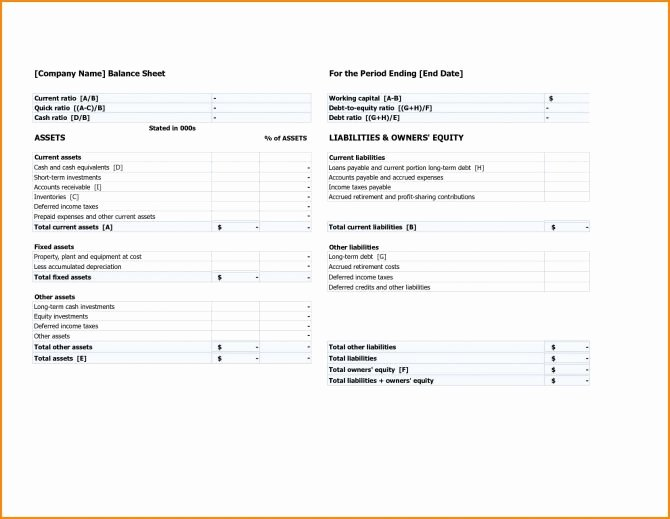 Balance Sheet Template Google Docs Elegant the Best Free Oogle Sheets Templates for Spreadsheet