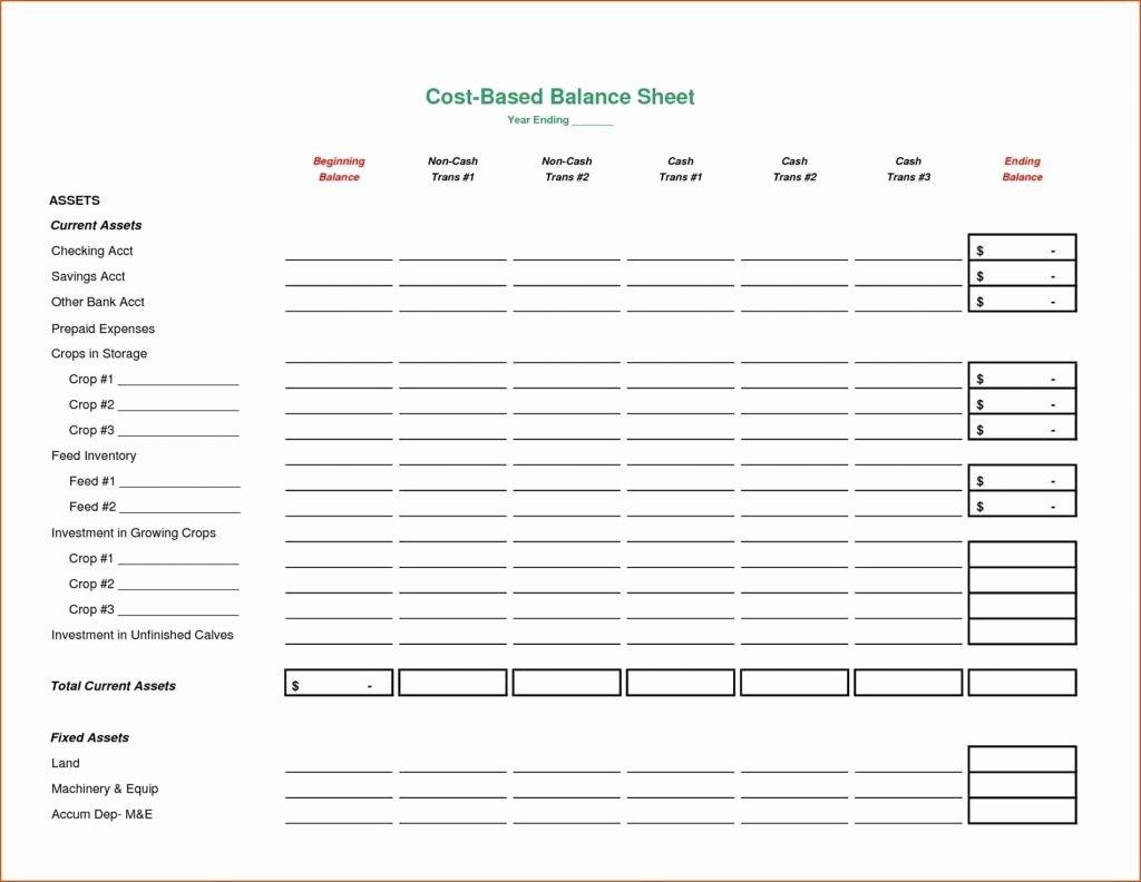 Balance Sheet Template Google Docs Luxury Google Spreadsheet Balance Sheet Template – Db Excel