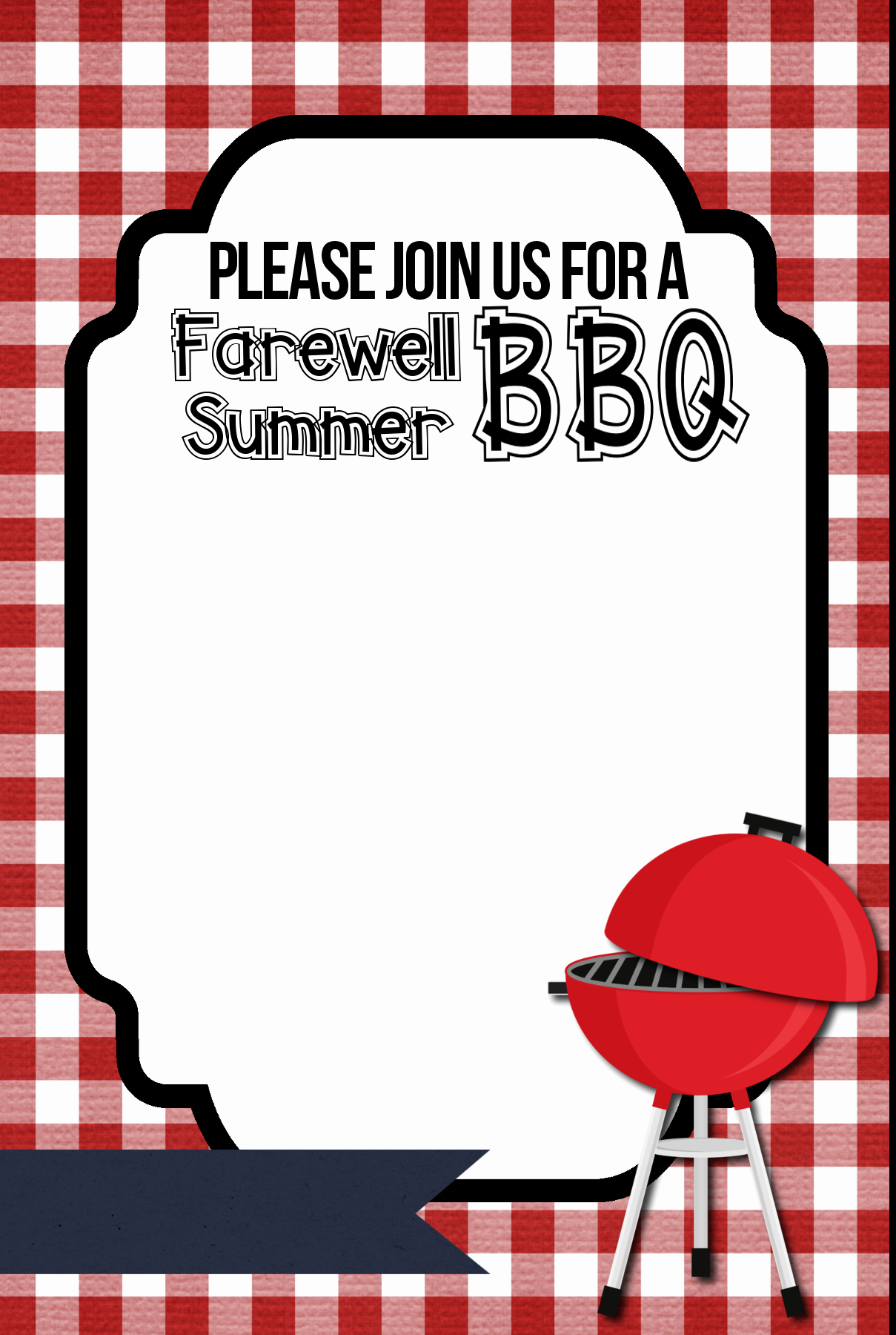 Barbecue Invitation Free Template Beautiful Bbq Invitation Printable organize and Decorate Everything