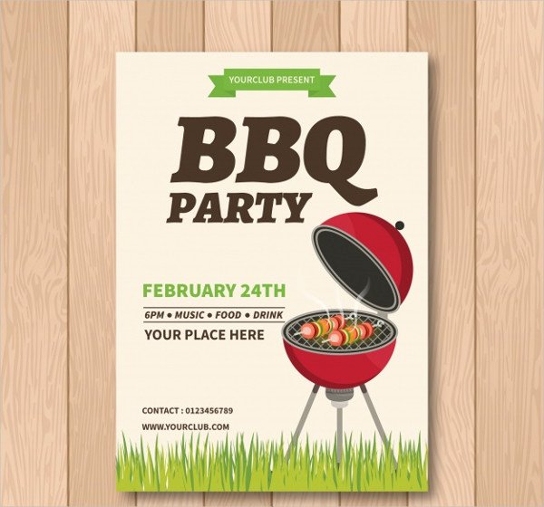Barbecue Invitation Free Template Luxury 23 Bbq Invitation Templates Free & Premium Psd Vector