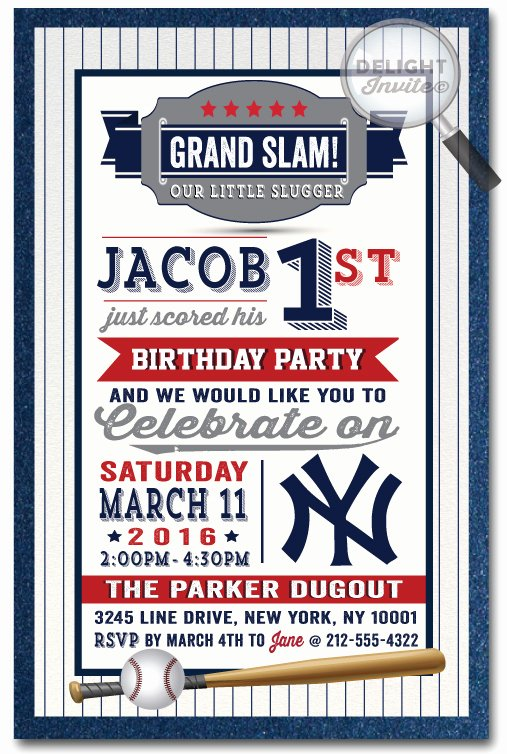 Baseball Invitation Template Free Best Of Baseball Invitation Template Free