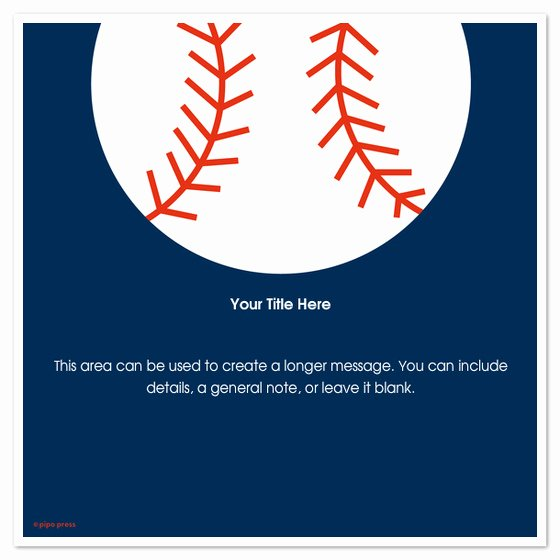 Baseball Invitation Template Free Fresh Baseball Invitations & Cards On Pingg