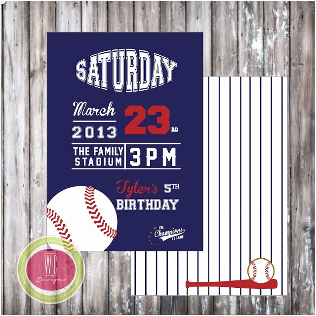 Baseball Invitation Template Free Fresh Baseball Invitations Templates Free