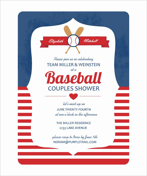 Baseball Invitation Template Free Luxury 115 Ticket Templates Word Excel Pdf Psd Eps