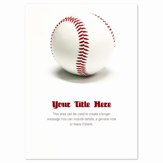 Baseball Invitation Template Free New Baseball Invitations & Cards On Pingg