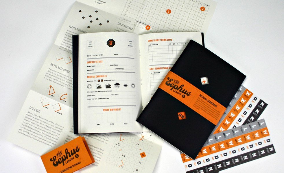 Baseball Scorekeeping Cheat Sheet Awesome Baseball Scorebook