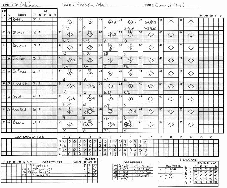 Baseball Scorekeeping Cheat Sheet Elegant Paris Lf Baseball Scorekeeping