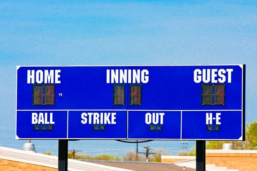 Baseball Scorekeeping Cheat Sheet Luxury softball Scoring Cheat Sheet