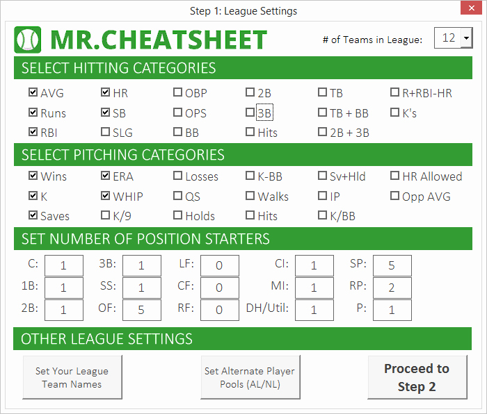 Baseball Scorekeeping Cheat Sheet Unique How to Use Your Fantasy Baseball Cheatsheets to Win Your