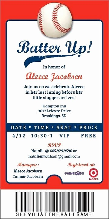 Baseball Ticket Template Free Beautiful 22 Best Cjo Baseball Game Images On Pinterest