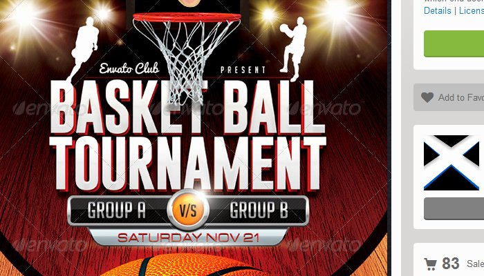 Basketball Flyer Template Word Fresh 5 Basketball Camp Flyer Templates