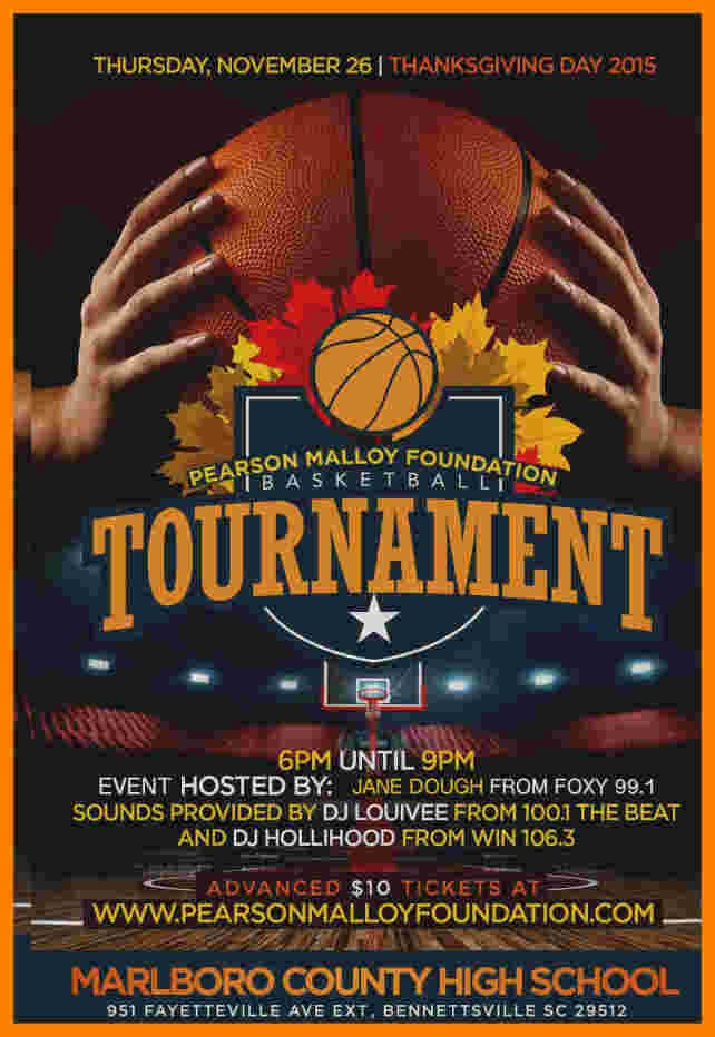 Basketball Flyer Template Word Lovely 7 Basketball tournament Flyer Template