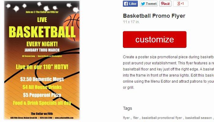 Basketball Flyer Template Word Luxury 5 Basketball Camp Flyer Templates