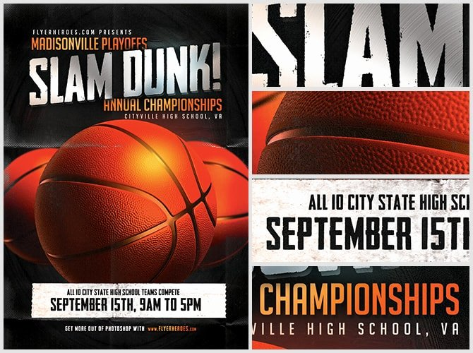 Basketball Flyer Template Word New 15 Basketball Flyer Templates Excel Pdf formats