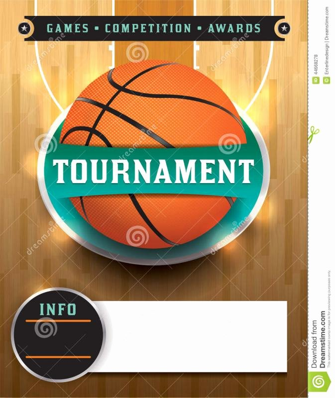 Basketball Flyer Template Word New Basketball Flyer Template