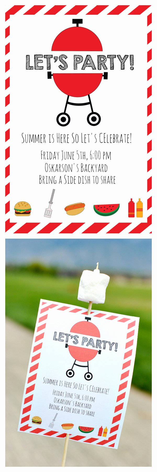 Bbq Party Invitation Wording Lovely Summer Bbq Invitations and Ideas