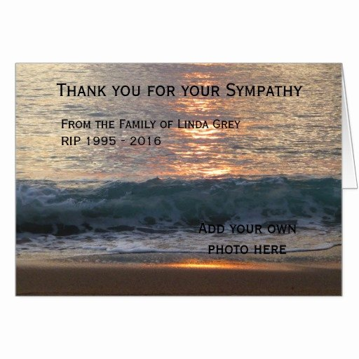Bereavement Thank You Letter Elegant Writing Condolence Thank You Notes