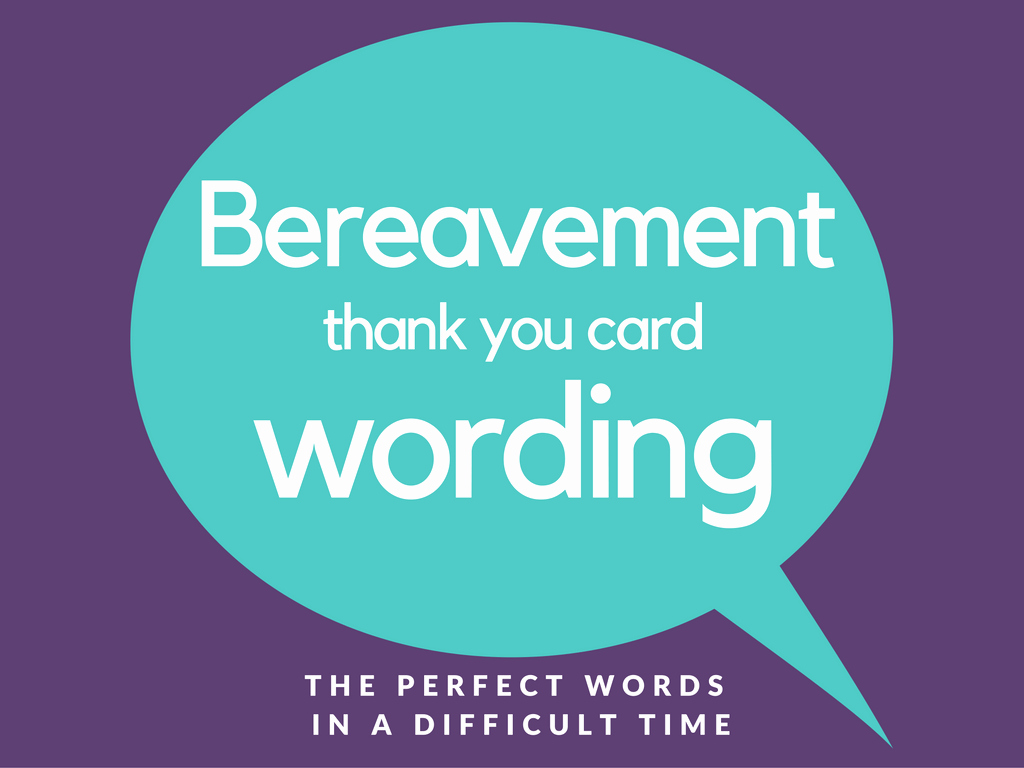 Bereavement Thank You Letter Luxury Bereavement Thank You Notes