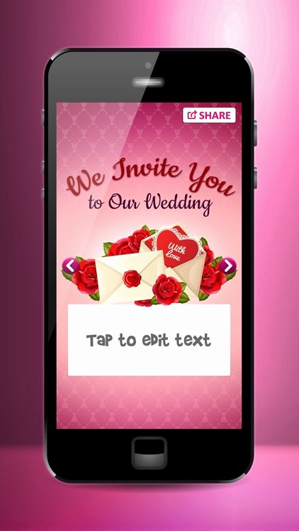 Best App to Create Invitations Lovely Wedding Invitation Cards – Make Invitations for Special