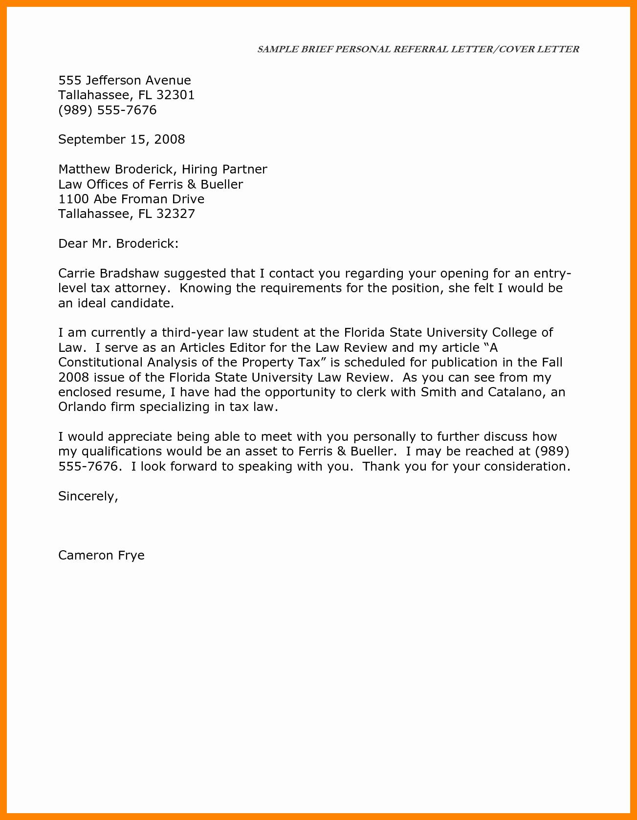 Best Cover Letter for Job Beautiful 7 Short Application Cover Letter