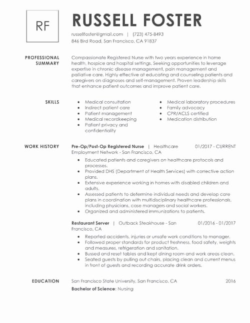 Best Resume format Beautiful Find Out which Of the 3 Resume formats Matches Your Experience