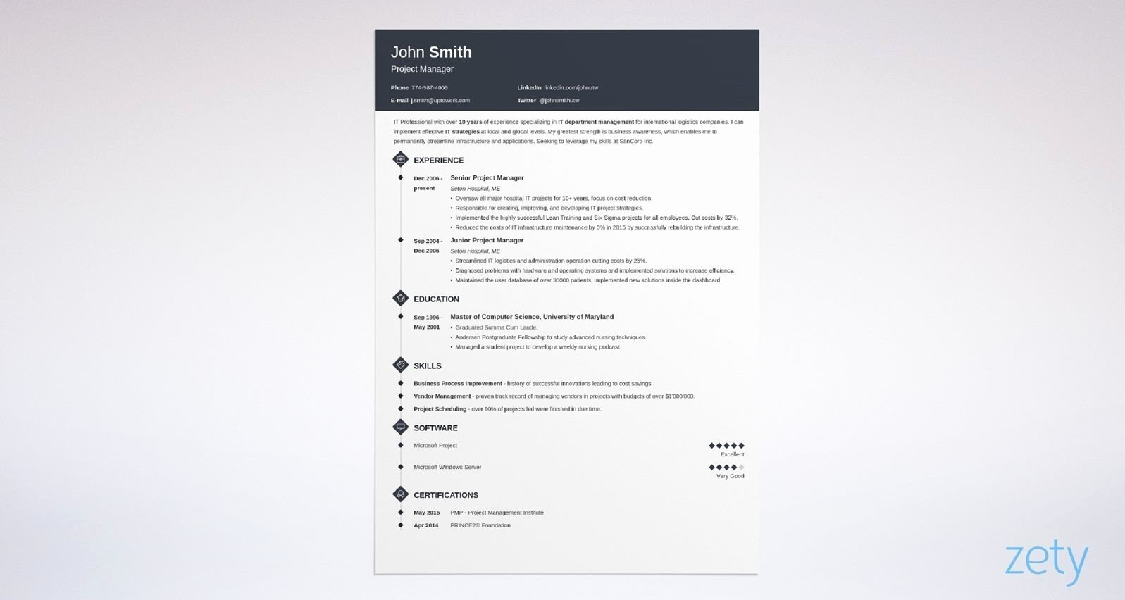 Best Resume format Best Of top 14 Best Resume Templates to Download In 2019 [also