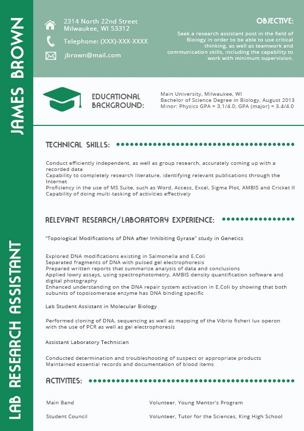 Best Resume format for Engineers Elegant the Best Resume format for Engineers In 2018