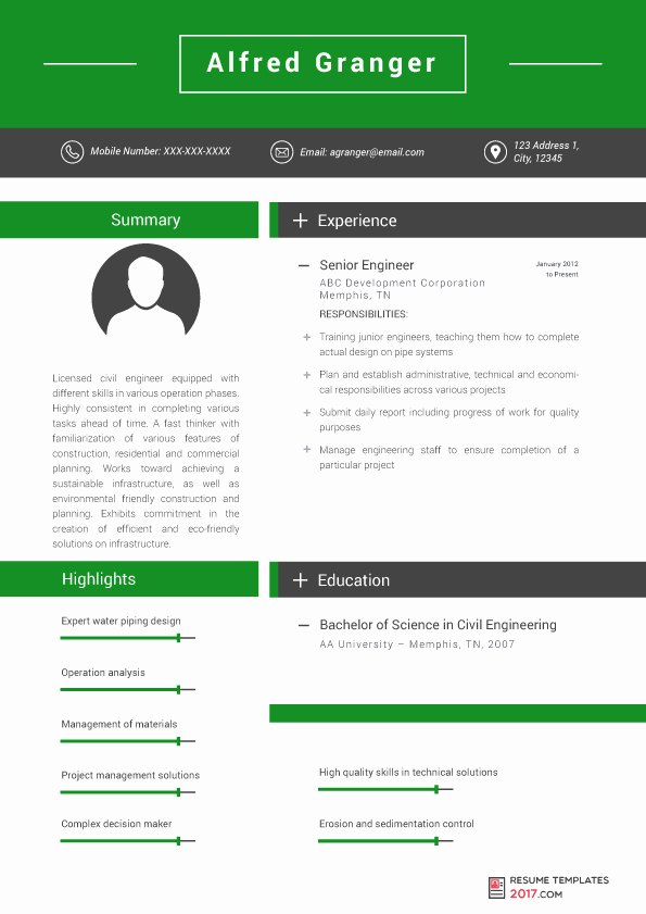 Best Resume format for Engineers Luxury Engineering Resume Templates Can Help You Avoid Mistakes In Cv