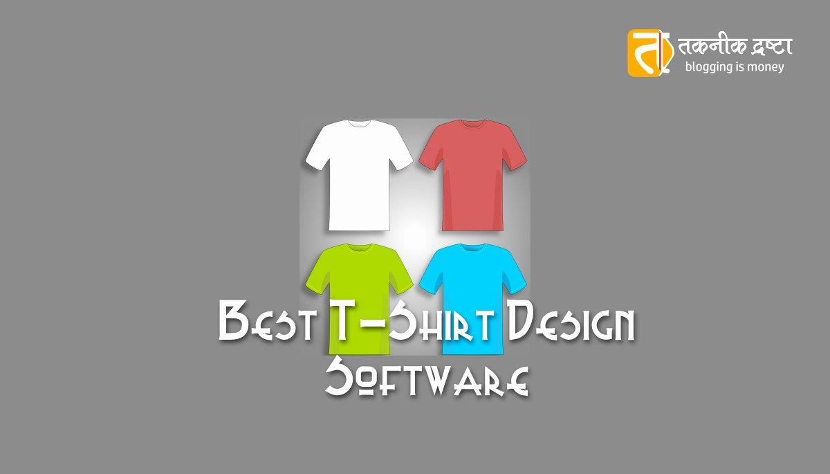 Best Tshirt Design software Fresh Best T Shirt Design software tool Providers List Of 10