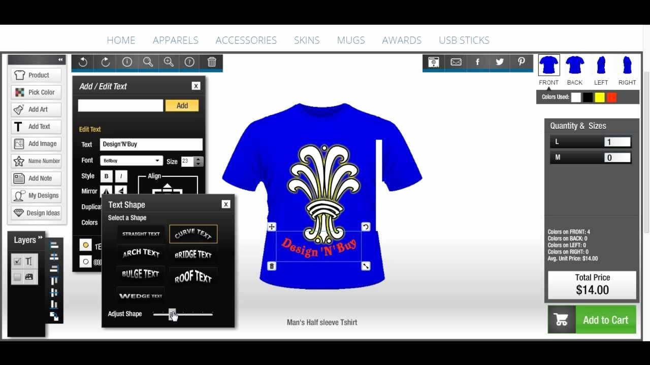 Best Tshirt Design software Fresh T Shirt Design software All In One Product Designer