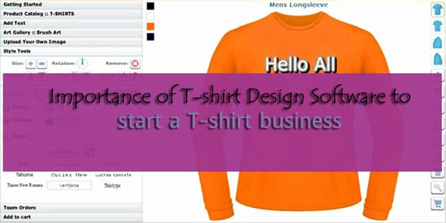 Best Tshirt Design software Lovely Importance Of T Shirt Design software to Start A T Shirt