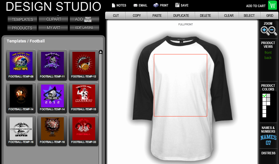 Best Tshirt Design software Lovely Inksoft Design Studio Online T Shirt Design software