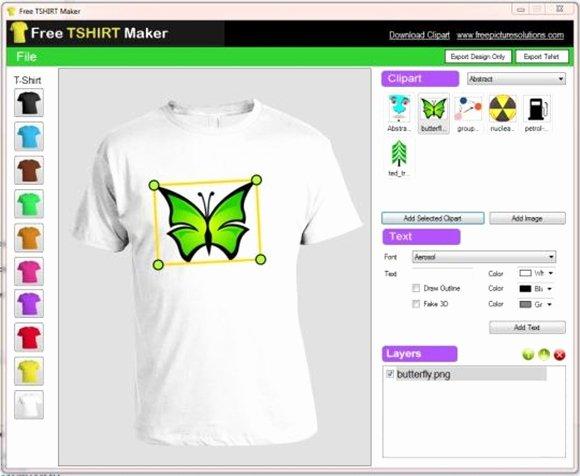 Best Tshirt Design software New 10 Best T Shirt Design software Download