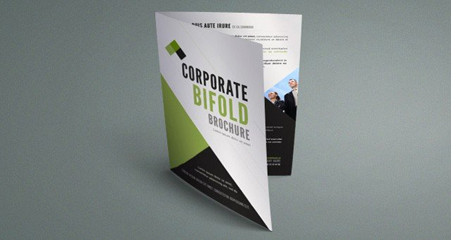 Bi Fold Pamphlet Template Awesome 2014 Free & Premium Brochure Templates