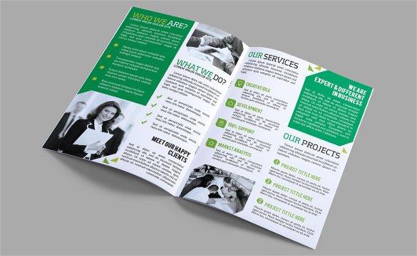 Bi Fold Pamphlet Template Beautiful Bi Fold Brochure Templates – 47 Free Psd Ai Vector Eps