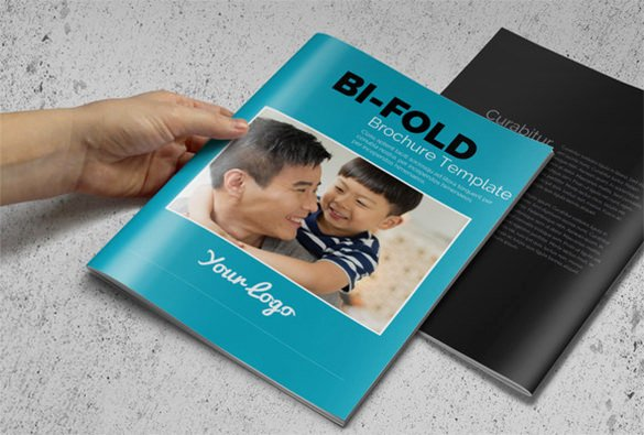 Bi Fold Pamphlet Template Best Of 33 Bi Fold Brochure Templates Free Word Pdf Psd Eps
