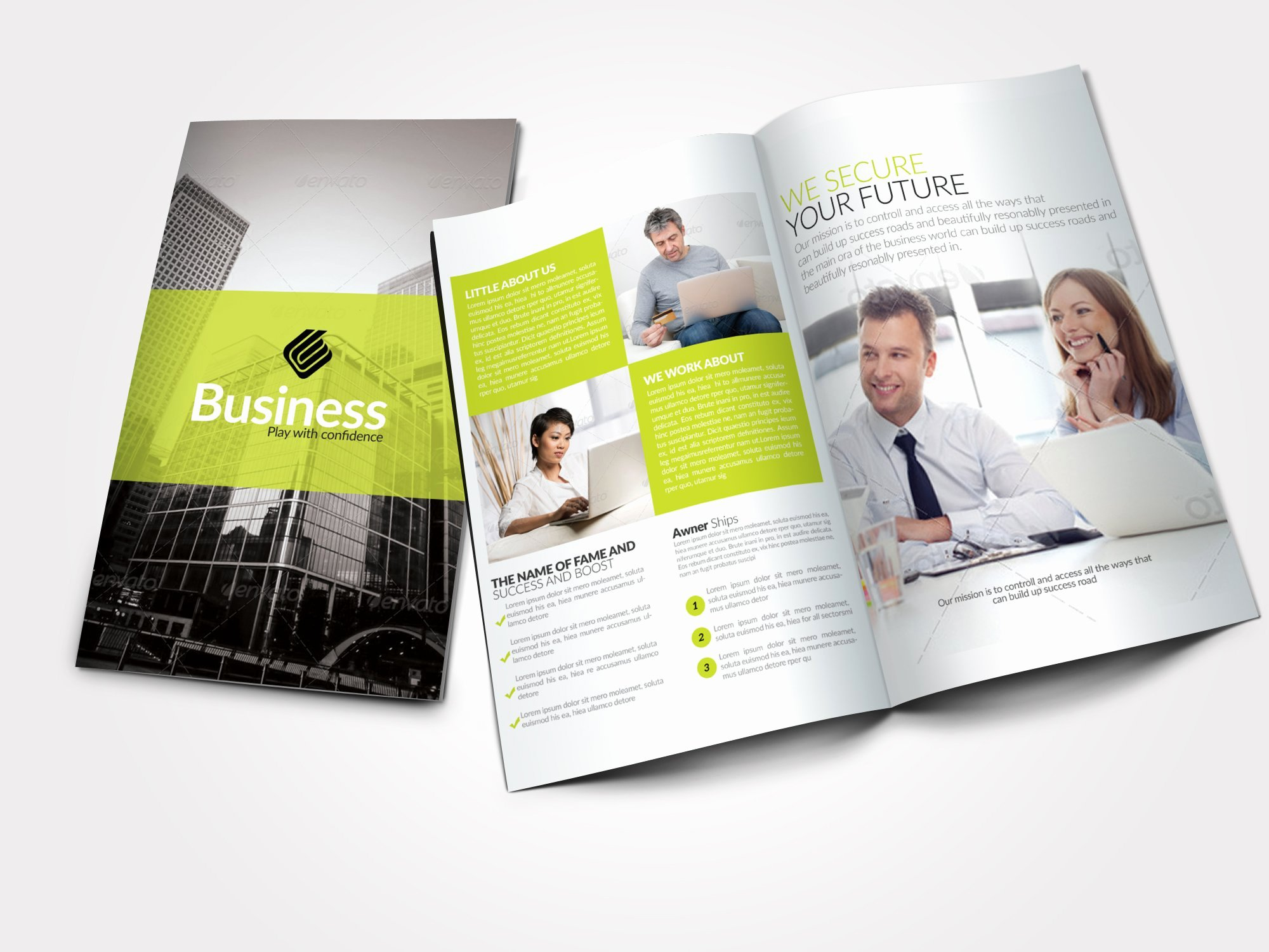 Bi Fold Pamphlet Template Best Of 4 Pages Business Bi Fold Brochure Brochure Templates