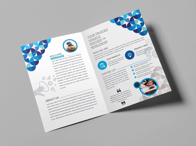 Bi Fold Pamphlet Template Best Of Fancy Bi Fold Brochure Template Template Catalog