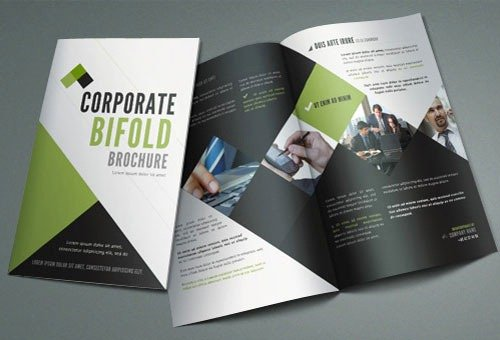 Bi Fold Pamphlet Template Best Of Free – Modern and Professional Brochure Design Templates